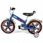 英國Mini Cooper 兒童腳踏車14吋-閃電藍 A0013