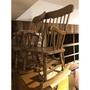 美國古董木製小朋友搖椅 復古兒童木搖椅 [CHAIR-0152]