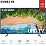"Samsung UN55NU7100 55"" Class NU7100 Smart 4K Ultra HD TV (2018) (UN55NU7100FXZA) with 1 Year Extended Warranty UN55NU7100 55NU7100"