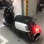 自售2011年山葉cuxi QC 100 車庫機車,噴射版。狀況極新