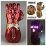 【現貨】1:1復刻 滅霸 鋼鐵俠 薩諾斯 無限手套 可發光 成人兒童尺寸都有