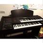 二手YAMAHA EL-100 雙層電子琴(含琴椅及譜架)