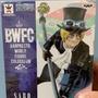 日版金證 航海王 海賊王  BWFC薩波公仔