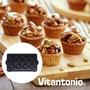 【日本Vitantonio】鬆餅機迷你塔皮烤盤