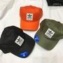 adidas Originals布貼標帽