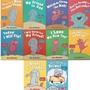 外文童書 一套10本880元 大吉象和小豬寶繪本 親子共讀