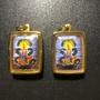 2562阿贊初陶瓷雙印版本