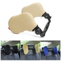 Auto Car Seat Headrest Neck Support Pillow Rotated Ergonomic Cushion Pillows