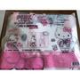 7-11 Hello kitty PINK圍裙+隔熱手套組