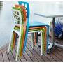 《Chair Empire》塑料椅/鳥巢椅/洞洞椅/裸空椅/樓空椅/北歐/書桌椅/餐椅/陽台椅