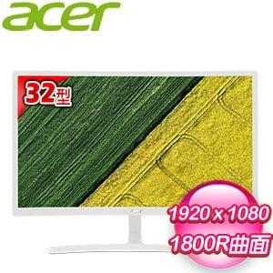 ACER 宏碁 ED322Q A 32型 VA曲面螢幕