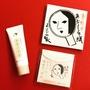 日本京都藝妓💕優佳雅Yojiya 蠶絲洗顏紙/蠶絲護手霜