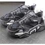 【一哥嚴選】Calvin Klein 205w39nyc CK 黑 灰 反光 全黑 3M 老爹鞋 慢跑鞋 休閒 男女鞋