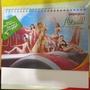 越捷航空2020桌曆