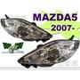 小亞車燈改裝* 全新 馬自達5 MAZDA 5 馬5 05 06 07 08 原廠型 晶鑽 大燈 一顆2400