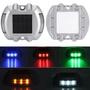 太陽能LED防水車道燈
