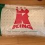 老K牌杜邦棉枕頭全新兩個