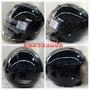 ZEUS 瑞獅 ZS 202D 素色款 黑  貝殼型 3/4罩 安全帽 四分之三帽 半罩式 )《裕翔》