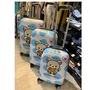 CODY小店 SGS認證 公司貨 拉拉熊 Rilakkuma 行李箱 旅行箱 20吋登機箱 25吋 29吋 夢幻樂園 藍