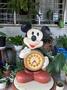 🚚 早期 米奇 迪士尼 Mickey Mouse 大造型鬧鐘 老件