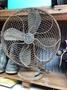 古董鐵製電風扇