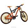 Kezhixq1:10兒童玩具攝影道俱生日禮物自行車模型