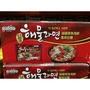 [撿便宜Costco好市多代購] PALDO章魚海鮮風味拉麵 泡麵 熱銷美食