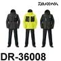 會長釣具 - DAIWA 18年 RAINMAX® 入門款 釣魚 防水 透濕雨衣/套裝 DR-36008
