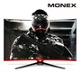 MONEX M32CFHM165 HDR 27 inch Gaming Monitor Samsung panel curved 165Hz