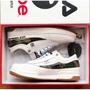 Fila斐樂AAPE X FILA T-1迷彩小白鞋 純皮休閒鞋 低幫平底鞋 男女款板鞋