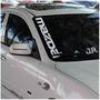 預定 Mazda馬自達 前擋風玻璃貼 馬自達車貼 反光貼紙 Mazda3 Mazda5 Mazda6 CX-5 CX-9