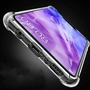 For Huawei Nova 3i Case Clear TPU Bumper Cushion Phone Case for Huawei Nova 3i Clear Case