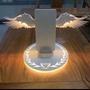 天使之翼無線充電盤❤️