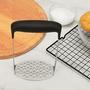 土豆泥壓泥器不銹鋼壓薯器馬鈴薯搗碎器嬰兒輔食工具廚房用品 享購