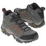 【美國 MERRELL】 男中筒新款 Moab Mid Gore-Tex Xcr 100%防水透氣專業健行.登山鞋.健走-黃金大底(送多功能置鞋袋)非LA NEW)  87313 (DA)