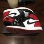 🚚 現貨台灣公司貨Nike air Jordan 1 og high black toe黑頭