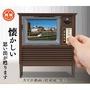 日本代購★昭和風懷舊迷你視聽家電 電視機  智慧型手機電視 玩具 食玩 真的可以用喔