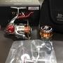 SHIMANO  BB-X TECHNIUM  C3000DXG  亞洲限量版 雙線杯 手煞車捲線器 特價17500