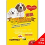 Meile 美樂 狗飼料 雞肉+蔬菜口味 小顆粒 大顆粒 狗乾糧 飼料 乾糧 台灣製造 狗糧 愛心捐贈首選 15kg