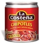 La Costena 墨西哥風味辣椒 220g 墨西哥辣椒 Lacostena CHIPOTLES 經典風味辣椒