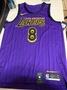 Kobe Bryant 湖人 城市 City AU 球員版 球衣 NBA Jersey