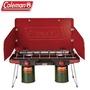 【美國Coleman】7000kcal輕薄雙口瓦斯爐(CM-21950 紅)