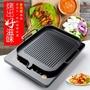 【台灣現貨】中秋烤肉 韓式烤肉盤 麥飯石烤盤 韓國烤肉盤 可搭配電磁爐