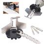 電磨配件迷你電磨鏈機器 電動磨鏈器 電鏈鋸汽油鋸鏈條磨鏈機
