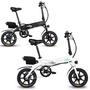 【趣野】FIIDO全新遠洋110KM通勤版F1電動摺疊自行車(電動車 腳踏車 自行車 折疊車)
