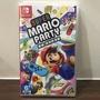 現貨 任天堂 Switch NS 超級瑪利歐派對 Mario Party 臺灣公司貨 繁體中文介面 全新未拆封