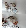 日本親子腳踏自行車 含日本OGK兒童前後座椅 親子淑女車腳踏單車