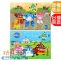 POLI (止滑) 大墊板**#DU90-1 波力 台灣製造 正版授權 文具 文具批發 《玩具老爹》