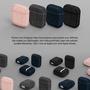 Apple 2019 最新提供 商店限定 Incase AirPods Case 1代 2代 無線充電 收納盒 保護殼