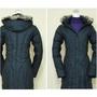 【意都美 Litume】女款保暖長版羽絨外套.(零碼)F3097黑S 全賣場限時2件再9折